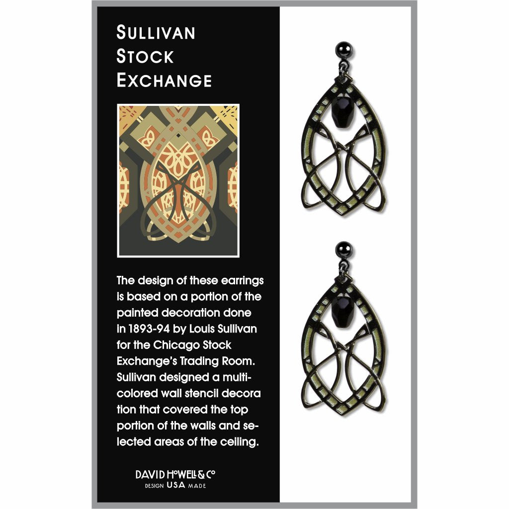 sullivan-stock-exchange-black-bead-pale-green-accent-earrings-photo-2