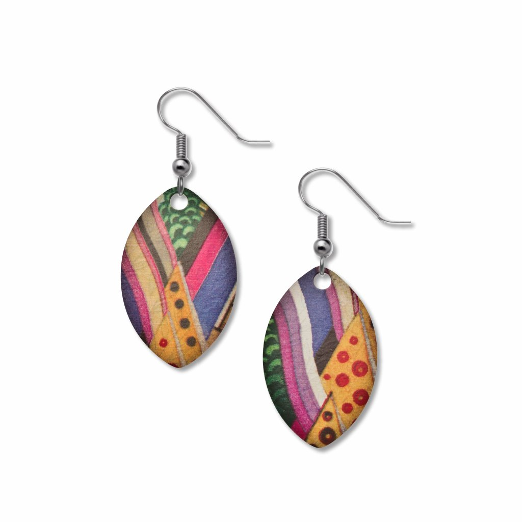 vocal-music-giclee-print-earrings-photo