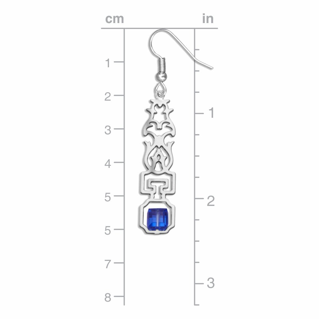 escutcheon-sapphire-crystal-earrings-photo-3