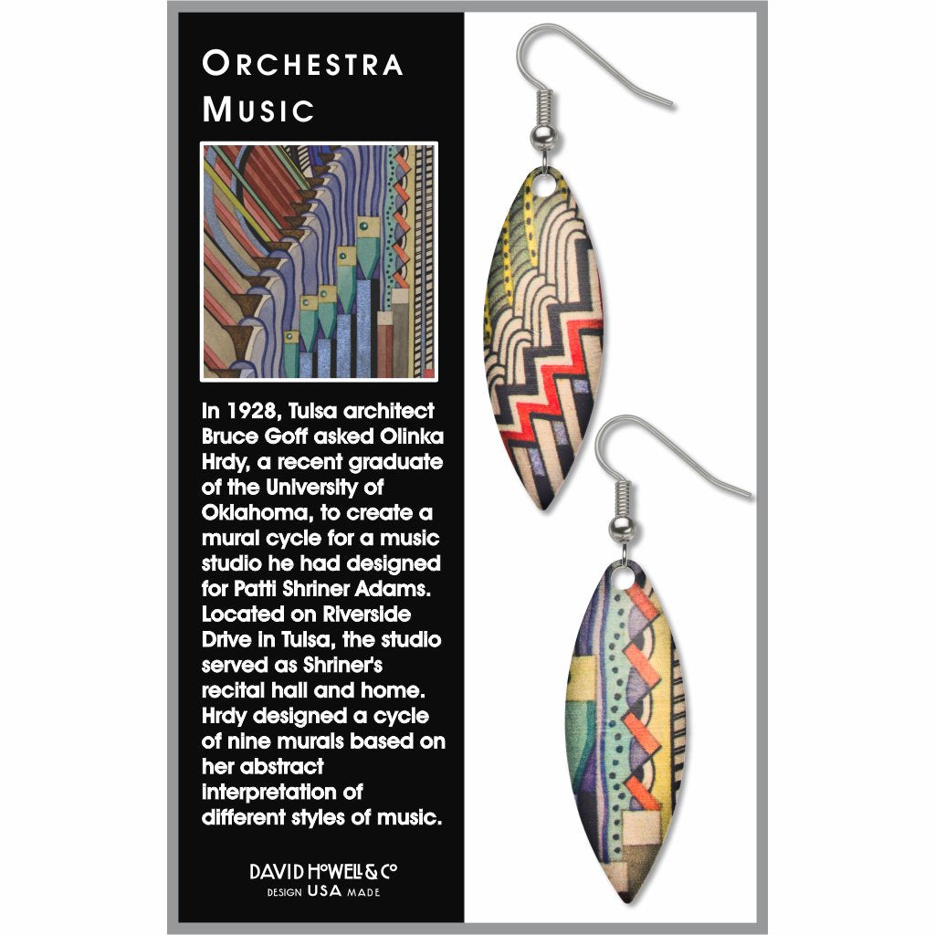 orchestra-music-giclee-print-earrings-photo-2