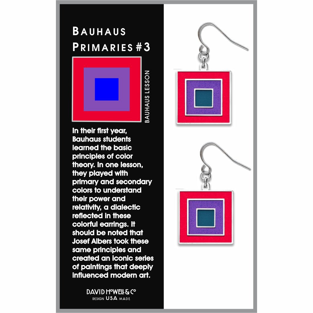 bauhaus-primaries-#3-red-accent-violet-accent-navy-accent-earrings-photo-2