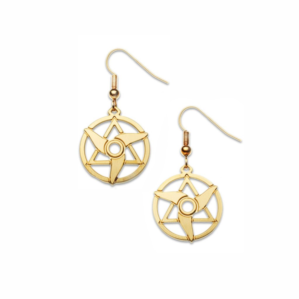 super-nova-gold-earrings-photo