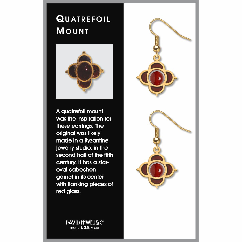 quatrefoil-mount-garnet-bead-garnet-accent-earrings-photo-2