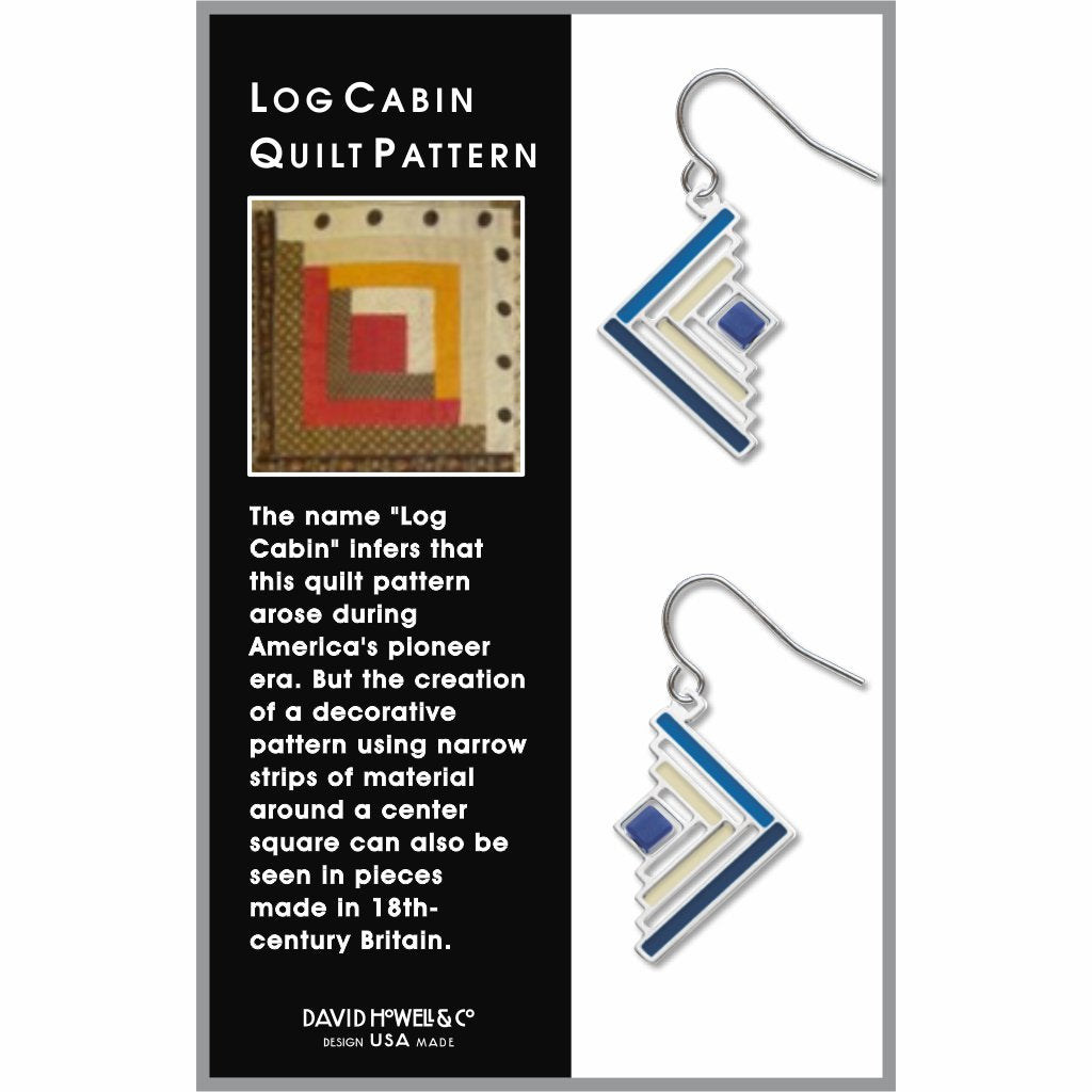 log-cabin-quilt-pattern-cobalt-blue-bead-blue-accent--light-grey-accent-earrings-photo-2