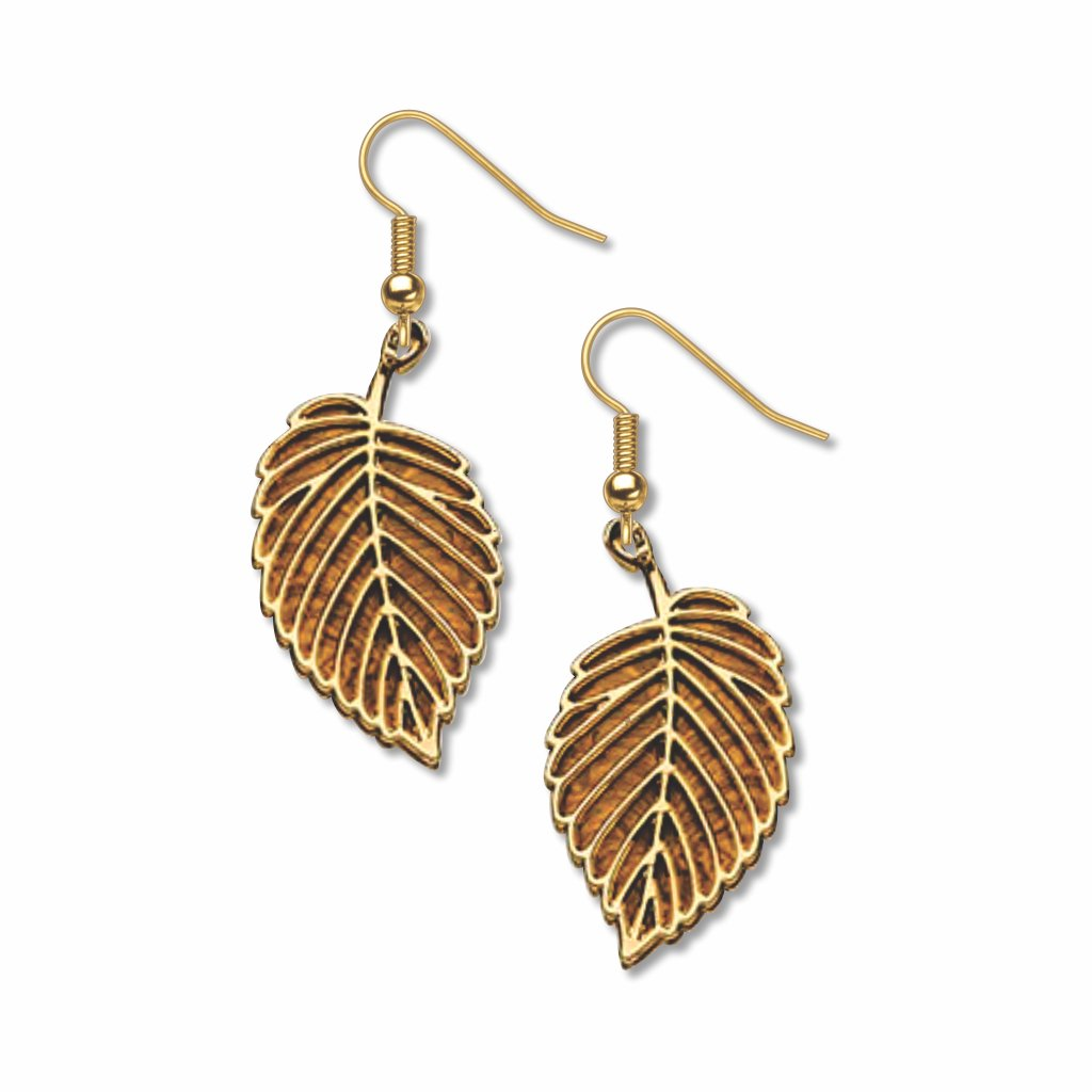 american-elm-fall-gold-enamel-earrings-photo