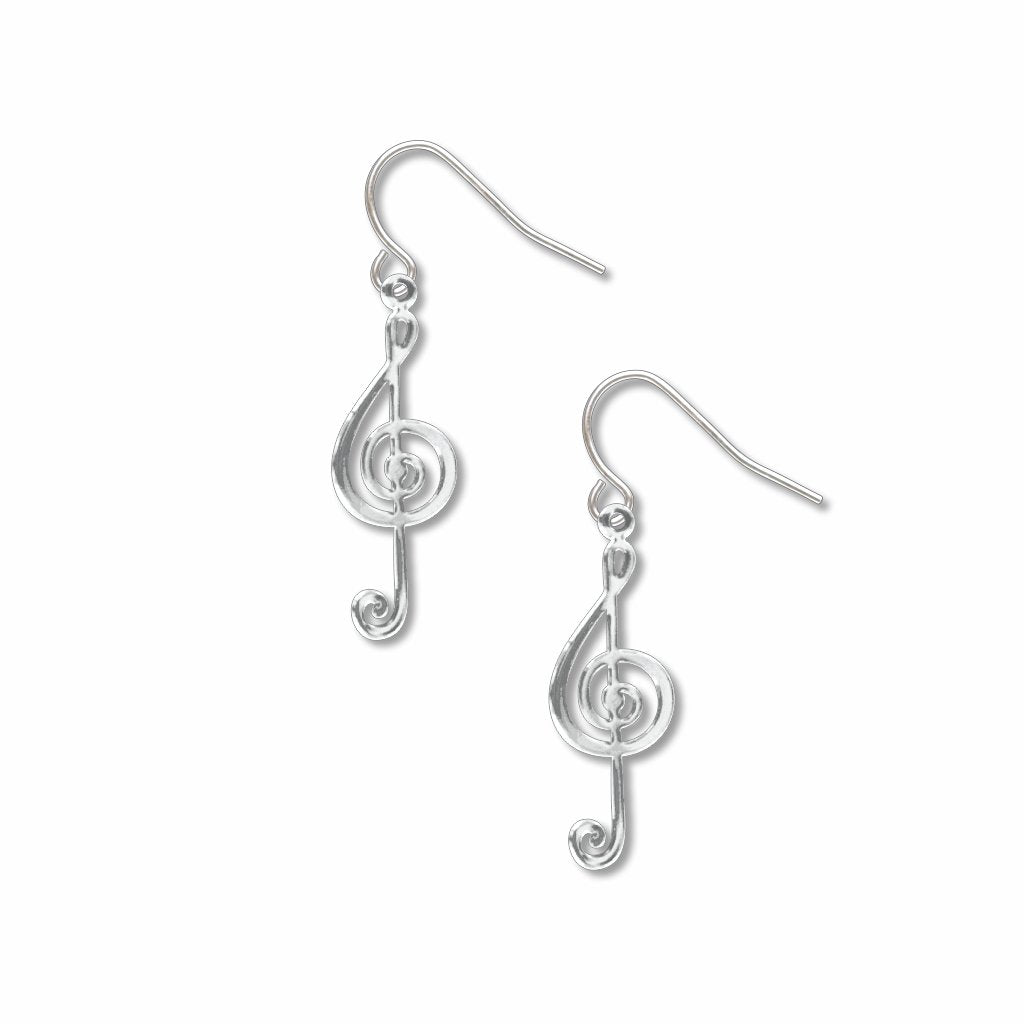 g-clef-silver-short-earrings-photo