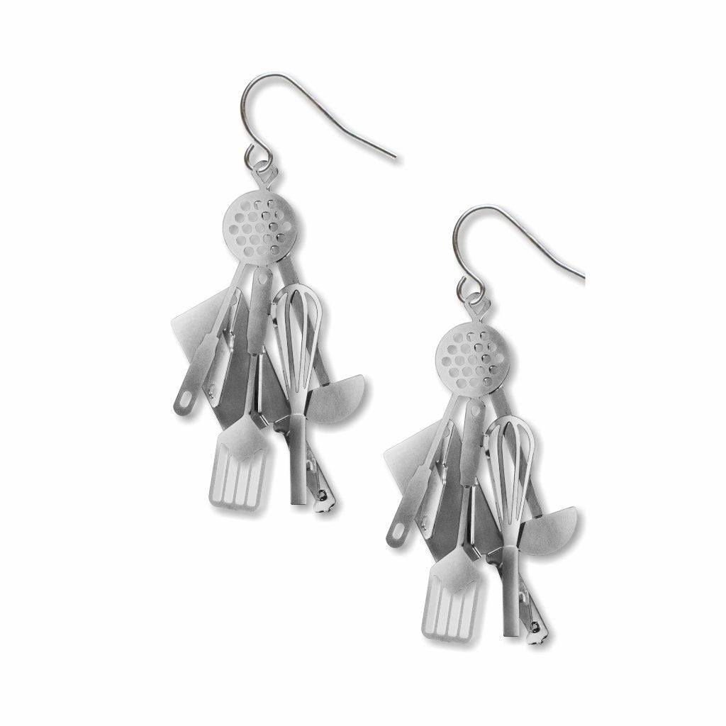 cook's-tools-silver-earrings-photo