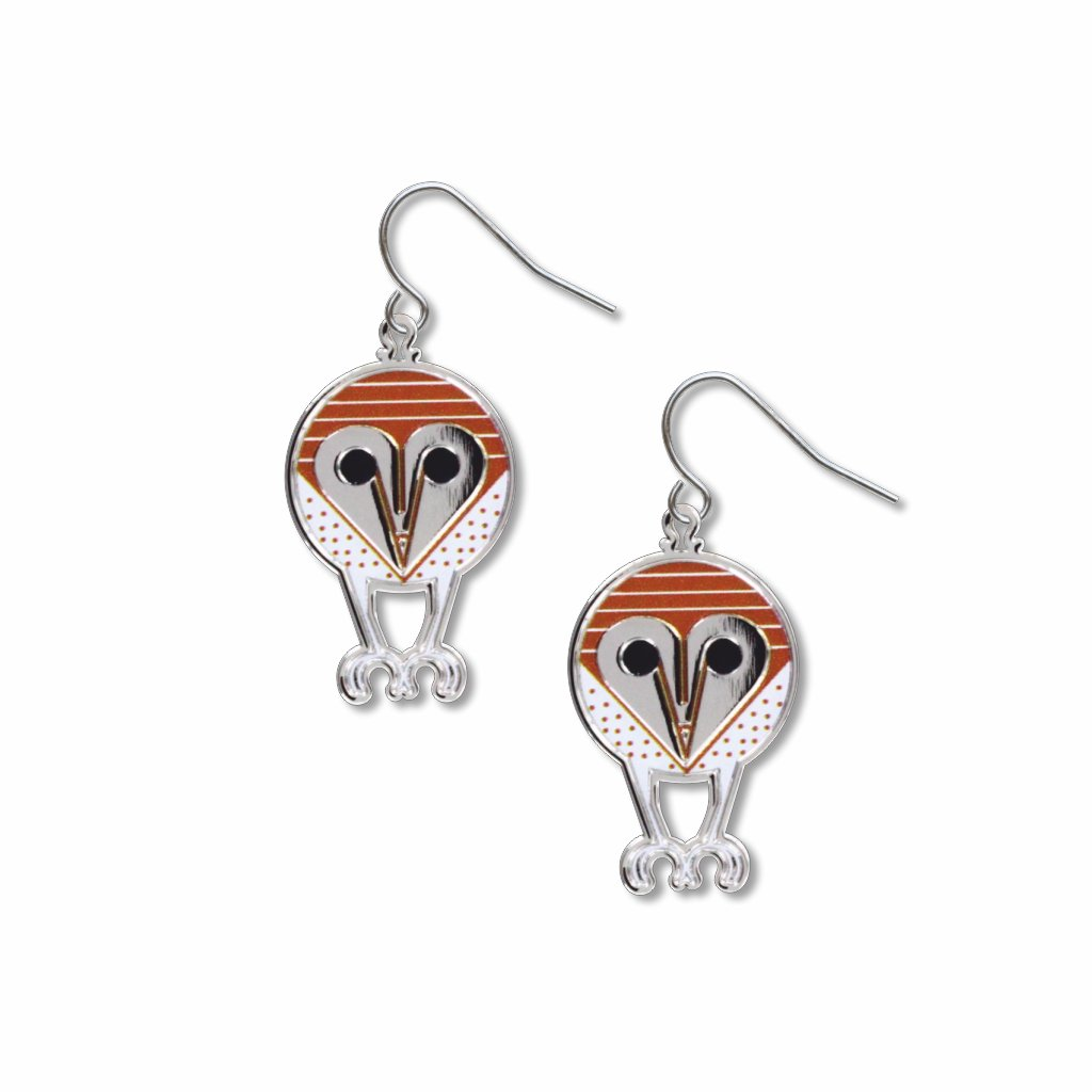 barn-owl-giclee-print-earrings-photo
