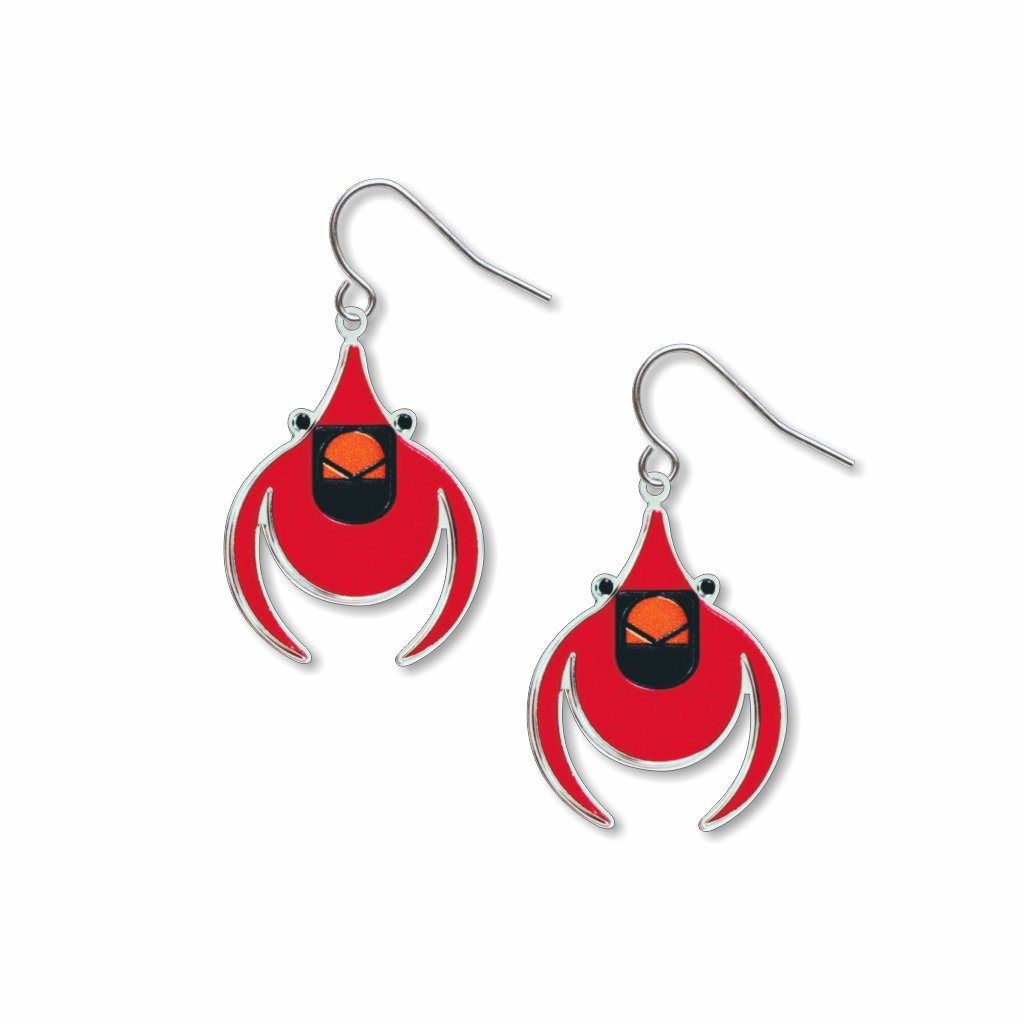 cardinal-giclee-print-earrings-photo
