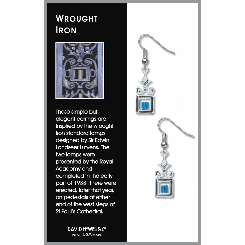 wrought-iron-blue-bead-earrings-photo-2