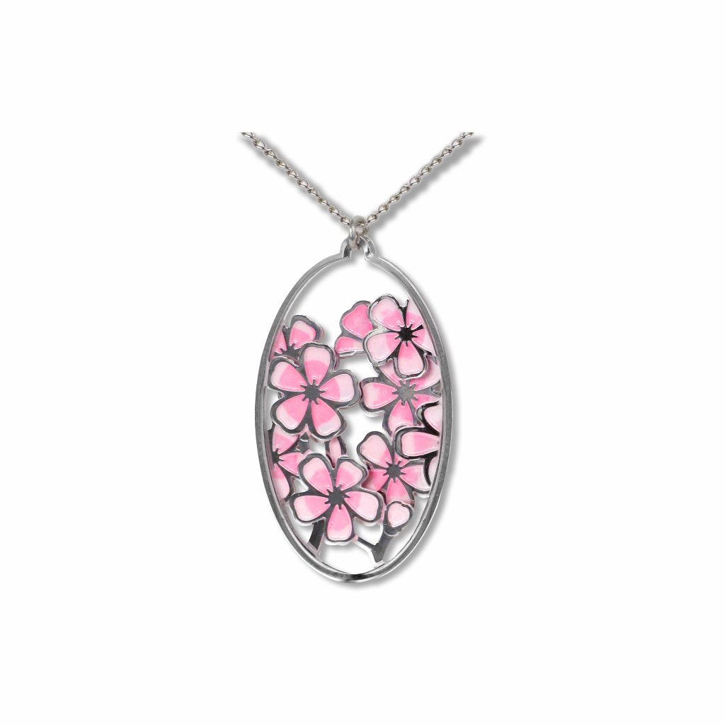 cherry-blossom-light-pink-enamel-bright-pink-enamel-photo