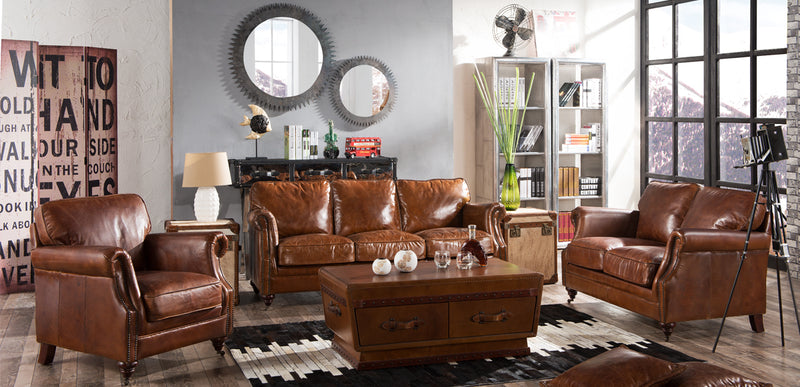 Vintage Style Sofas And Chairs
