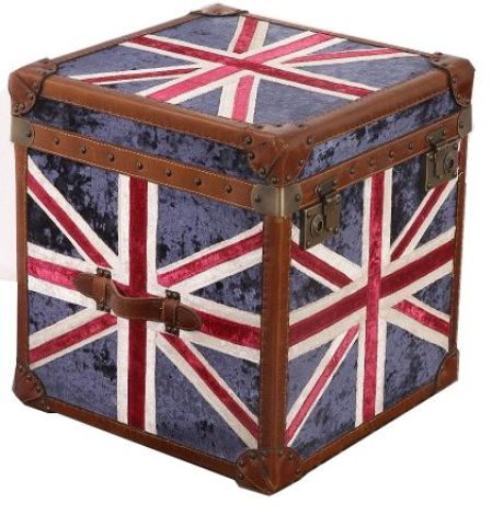 Ashton Union Jack Trunk