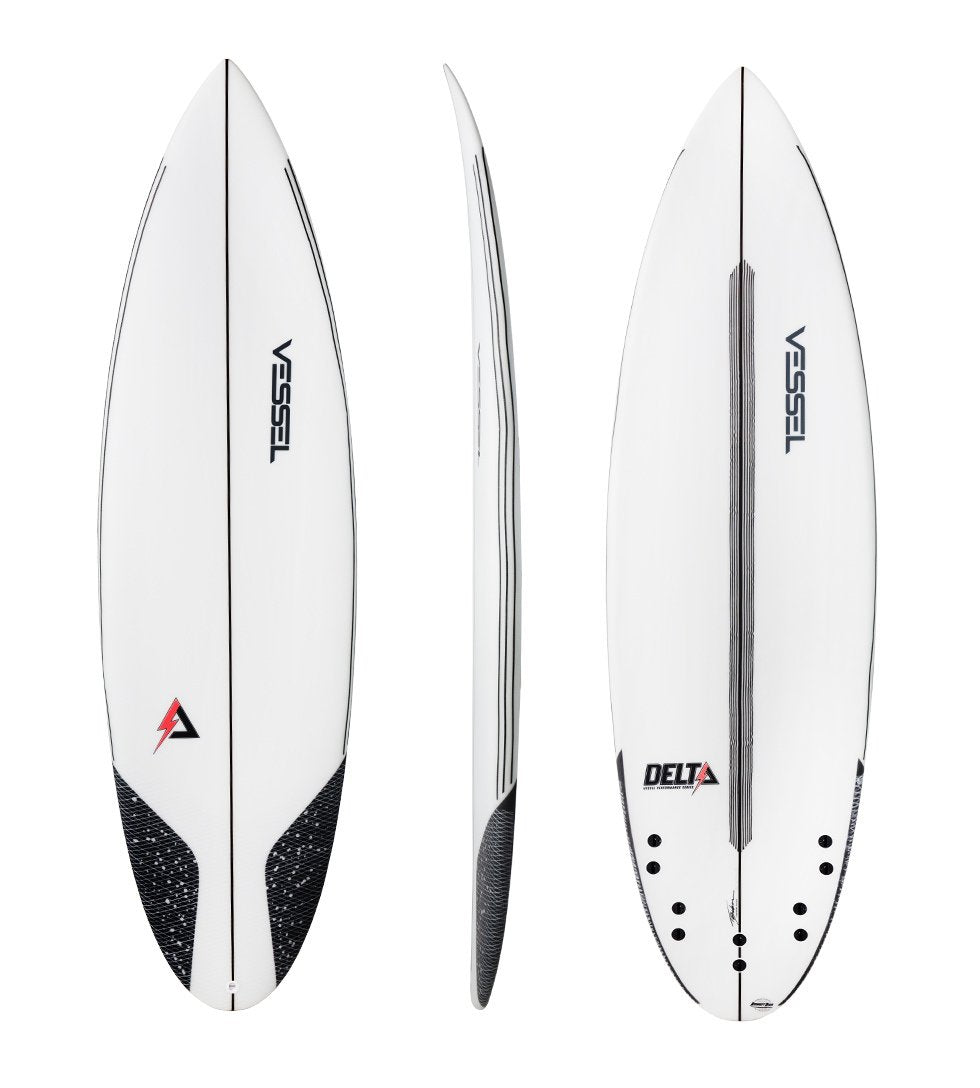 DELTA - SHORTBOARD - The Surfboard Warehouse Australia