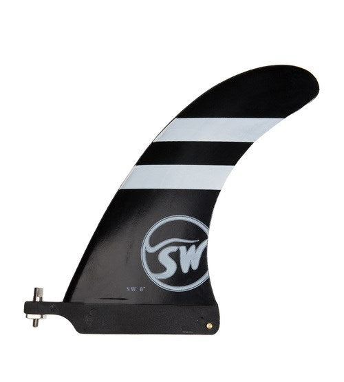 "TSBW 8"" SINGLE FIN - The Surfboard Warehouse Australia"