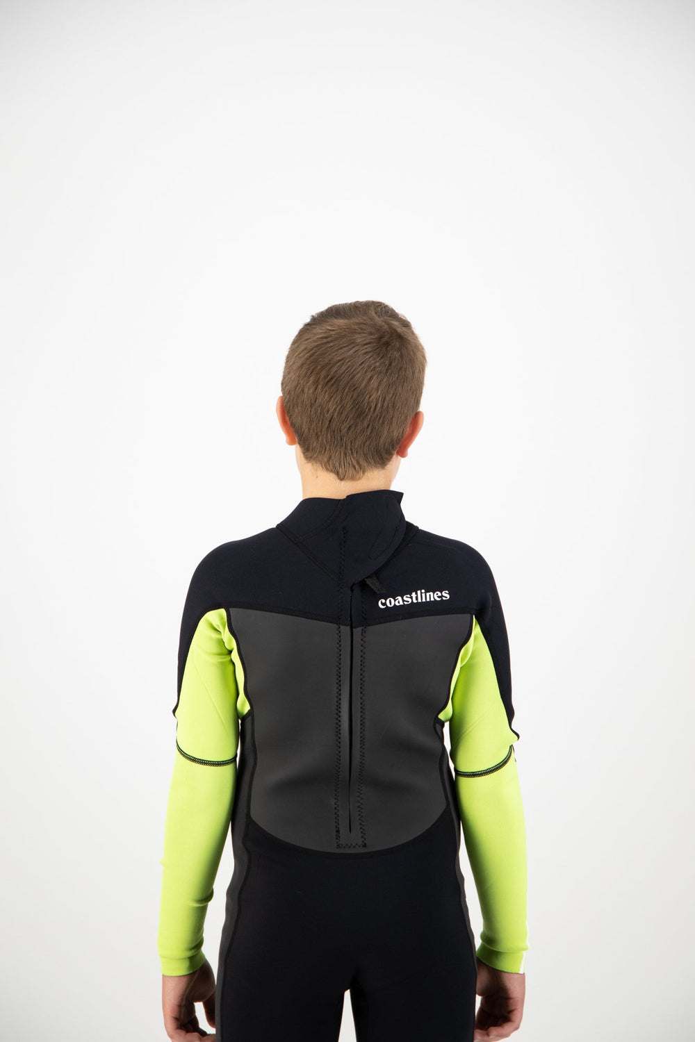 Classic Youth 3/2 Back Zip Steamer