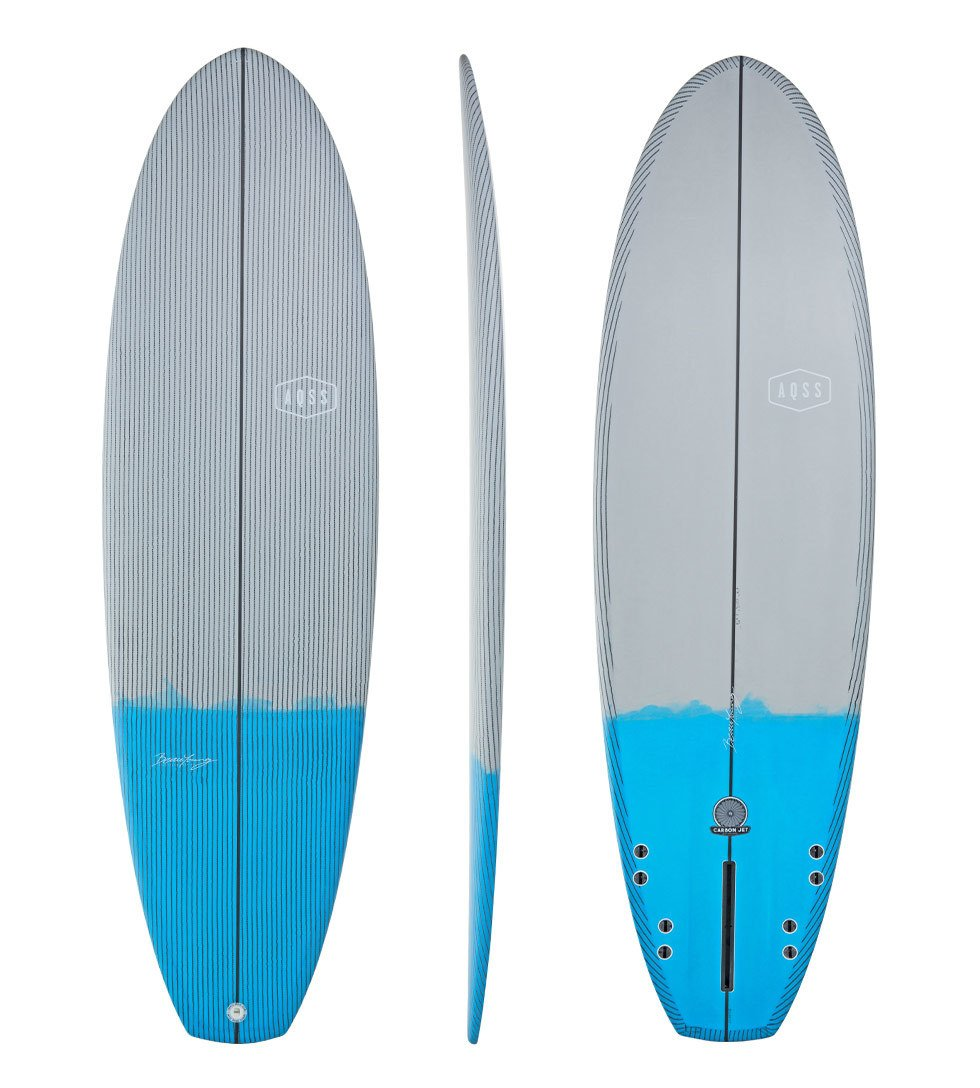 CARBON JET BY BEAU YOUNG - FUNBOARD - The Surfboard Warehouse Australia
