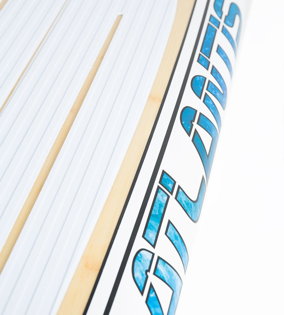HALO - BLUE BAMBOO SUP - The Surfboard Warehouse Australia