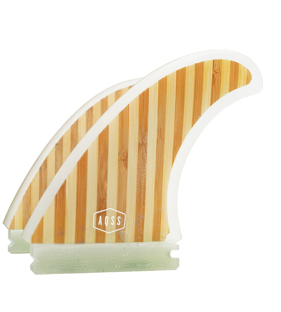 AQUATIC SOCIAL SCENE - BAMBOO TWIN FIN - The Surfboard Warehouse Australia
