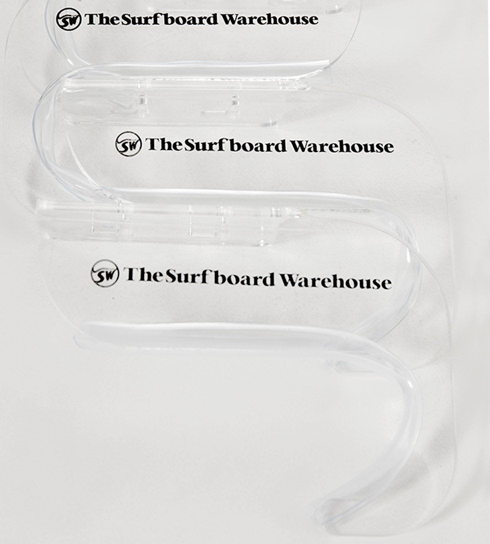 CLEAR WALL RACK - The Surfboard Warehouse Australia