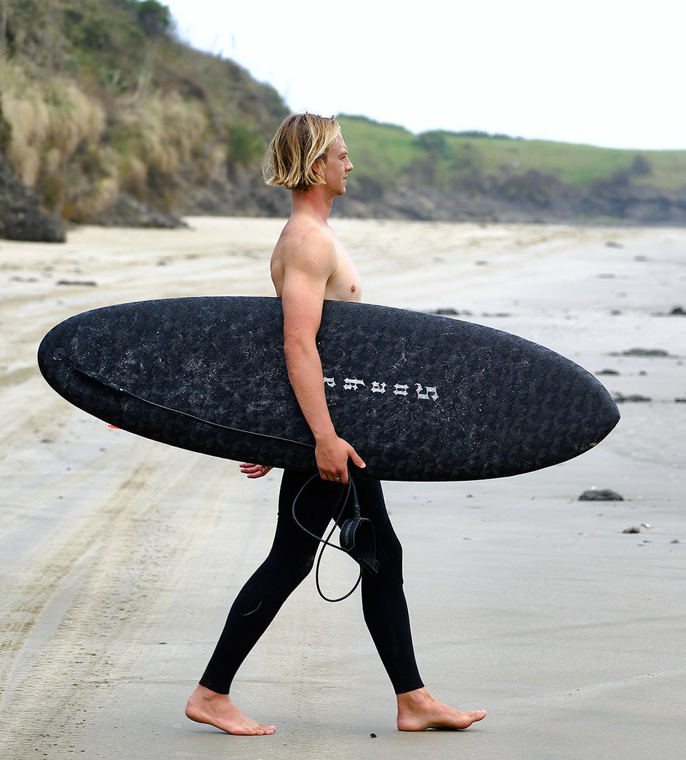 BLACK MAMBA - SOFTBOARD - The Surfboard Warehouse Australia