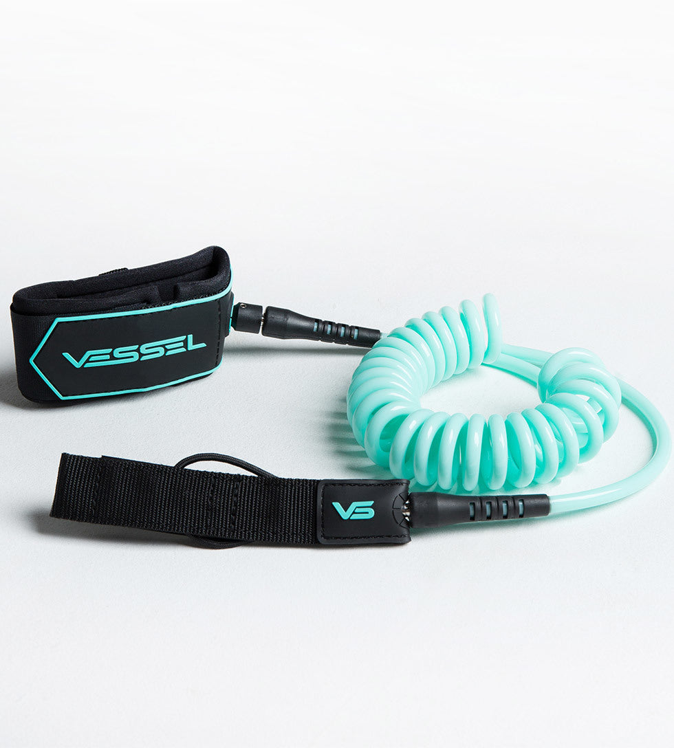 VESSEL - COIL LEGROPE - The Surfboard Warehouse Australia