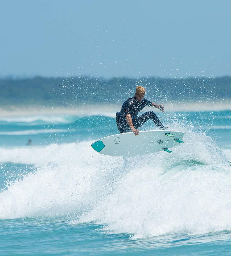 FLYING FISH - FUNBOARD - The Surfboard Warehouse Australia