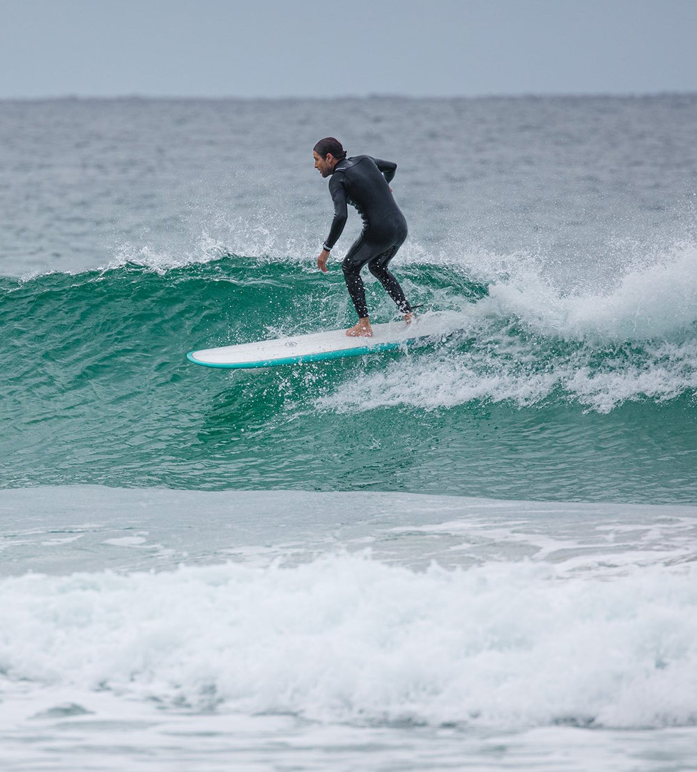 SALIENT TEAL - FUNBOARD - The Surfboard Warehouse Australia