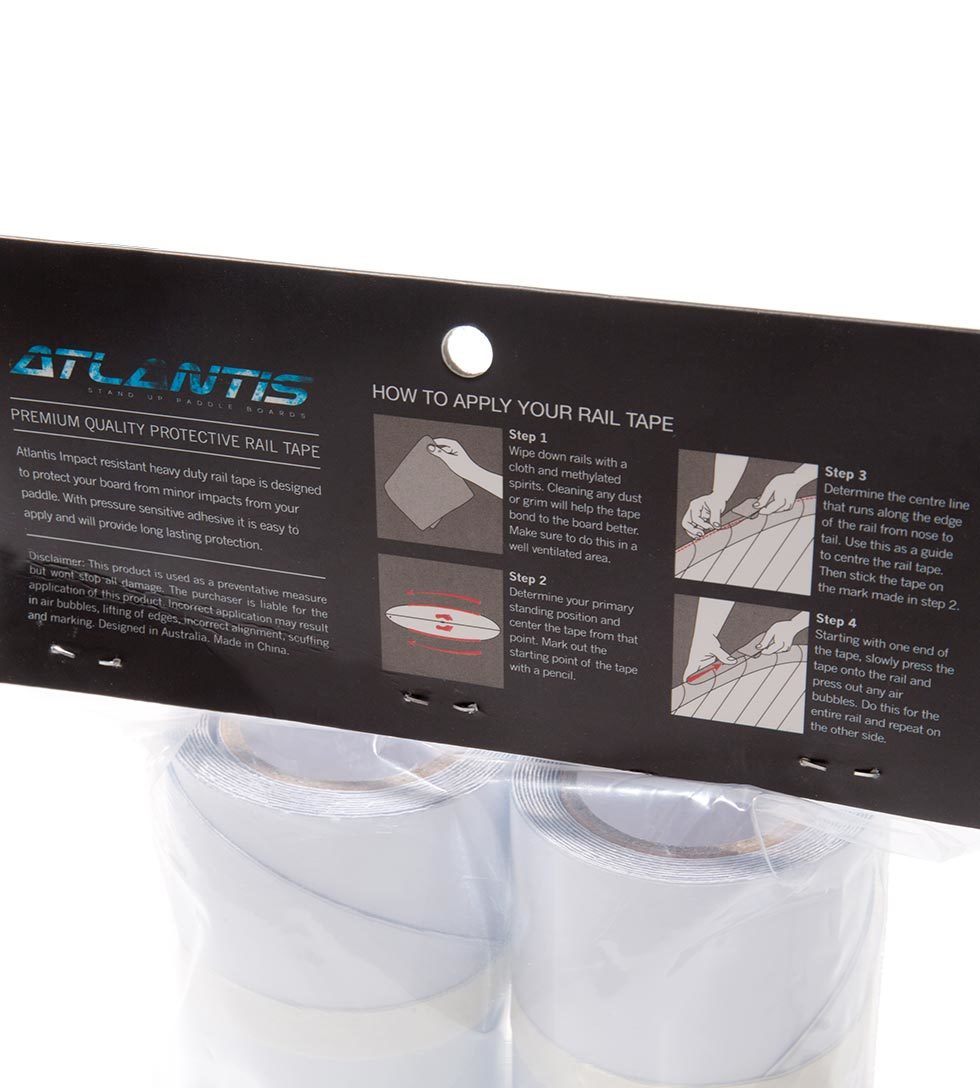ATLANTIS RAIL TAPE - The Surfboard Warehouse Australia