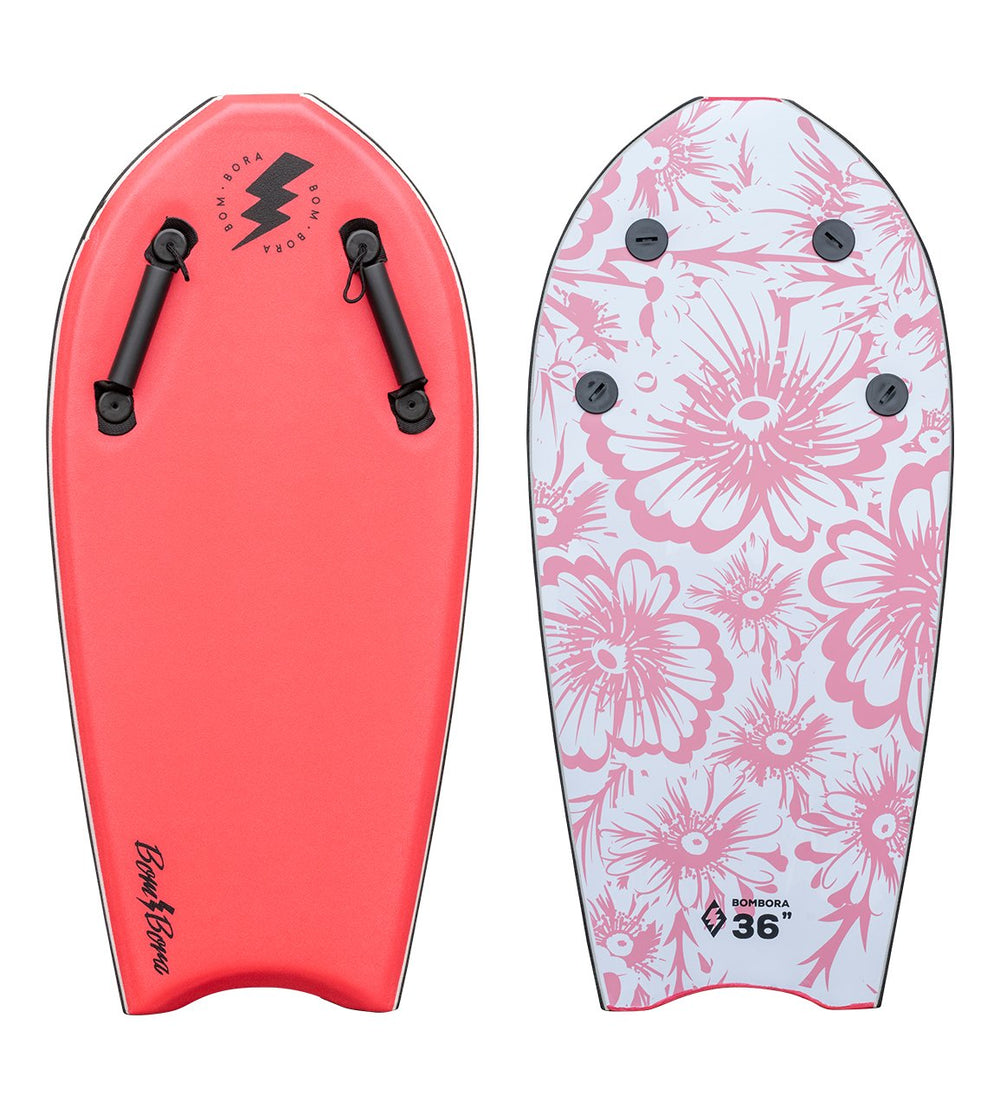"TOWABLE BODYBOARD 36"" - PINK"