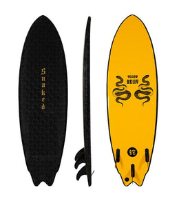 BELLIED SEA SNAKES - SOFTBOARD - The Surfboard Warehouse Australia