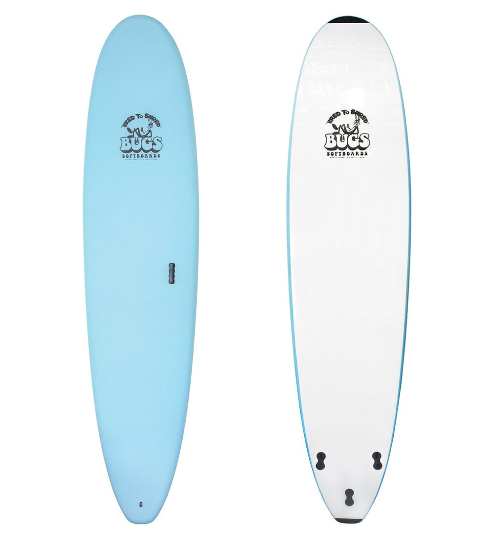 Bred to Shred 10ft Softboard - The Surfboard Warehouse Australia
