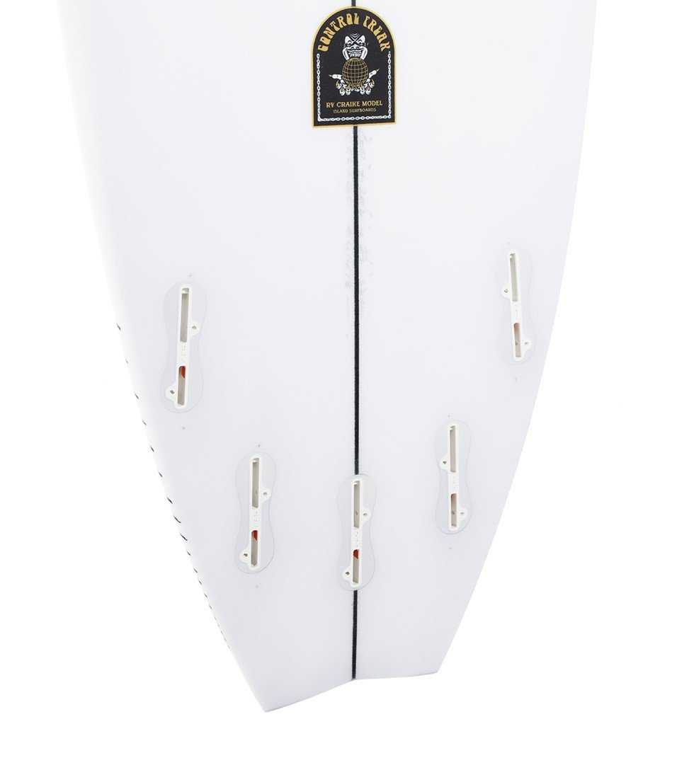 'CONTROL FREAK' BY RY CRAIKE - The Surfboard Warehouse Australia