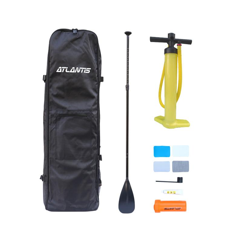 ATLANTIS FUSION INFLATABLE SUP - The Surfboard Warehouse Australia