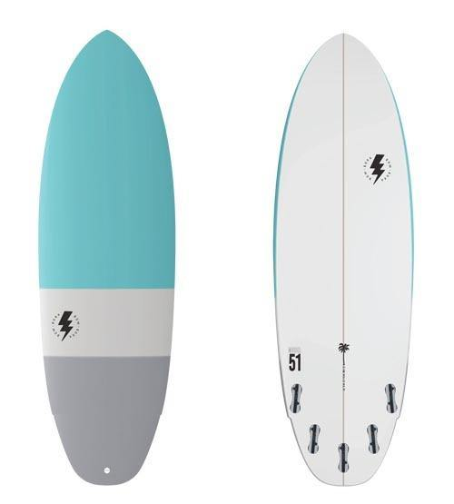 BOM BORA - MODEL 5'10 - EPS HYBRID - The Surfboard Warehouse Australia