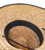 AQSS STRAW HAT - The Surfboard Warehouse Australia