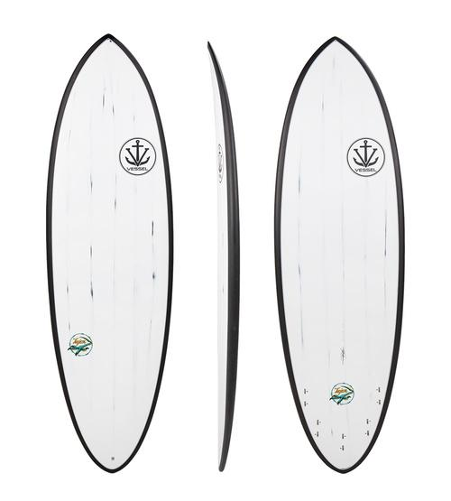TAJEN - HYBRID SHORTBOARD - The Surfboard Warehouse Australia