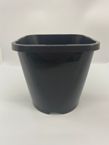 125mm Square Pot