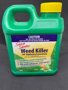 Weed Killer (Concentrate)