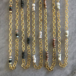 Long Stack Necklace