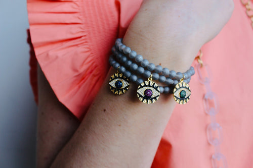 Eye Stretch Bracelets