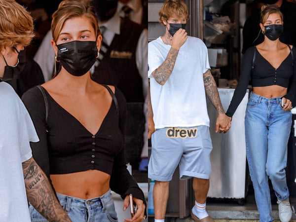 HAILEY BIEBER | The Ivy Cardi