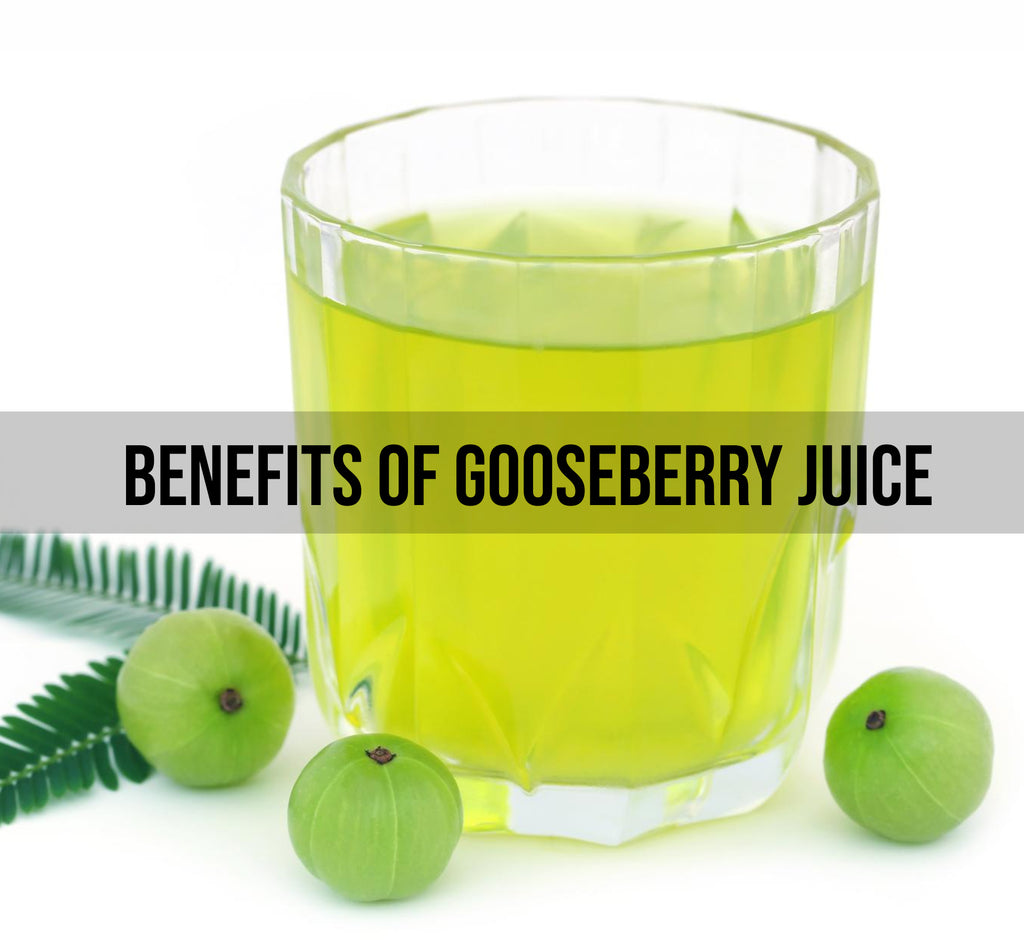Eight reasons to drink gooseberry juice