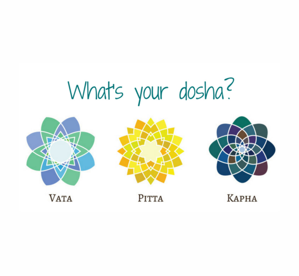 Foods to eat depending on your Ayurveda dosha type