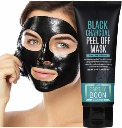 charcoal face mask uses