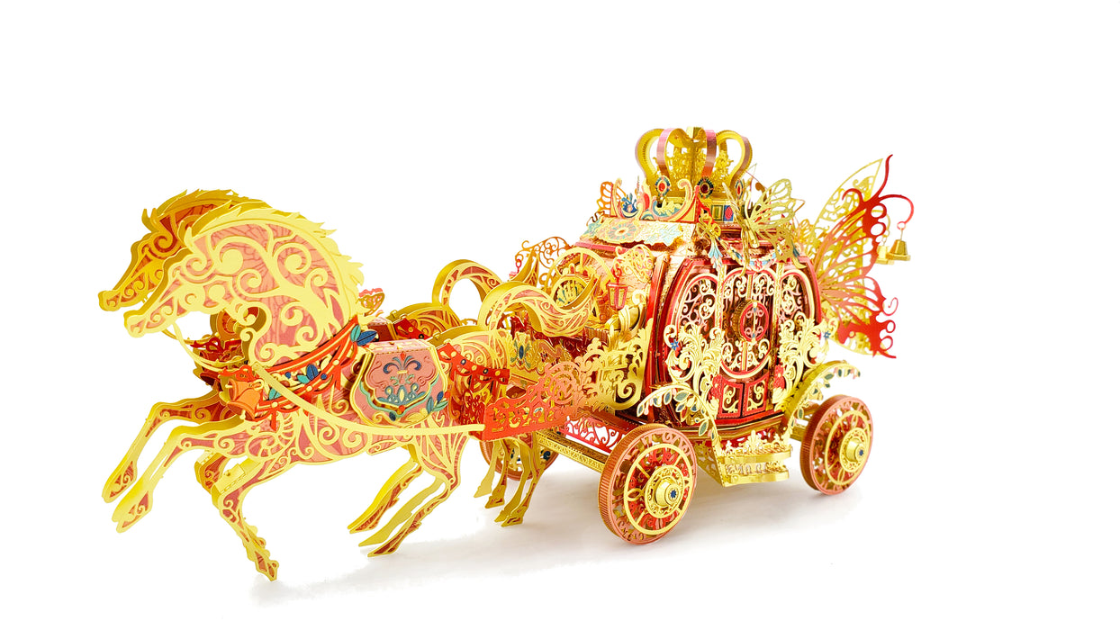 YM-N051 Fancy Carriage of Princess Collection