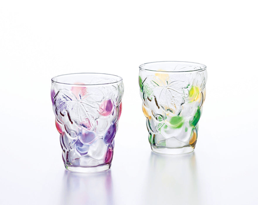 Tumbler Pair grape fruit set