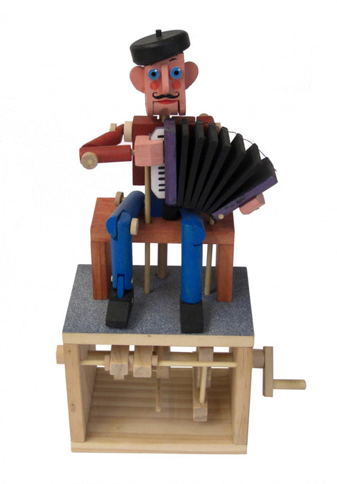 TK43003-Accordion Player