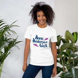 Limited Edition! Anne Anderson Walk Short-Sleeve Unisex T-Shirt