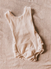 Load image into Gallery viewer, Coastal Romper ~ COCONUT